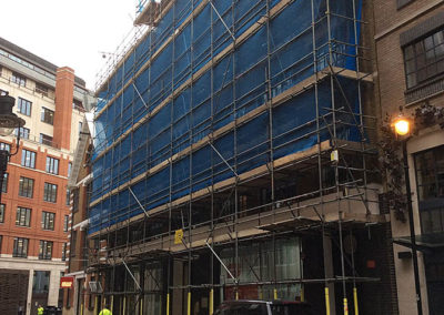 front - Scaffolding 1