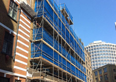 front - Scaffolding 2
