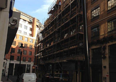 front - Scaffolding 4