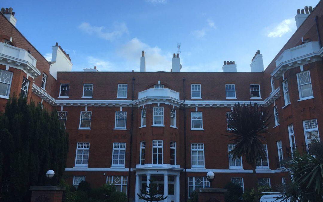 Elgin Court Mansions, London W9