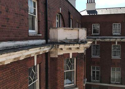 Block 2 - balcony external 1