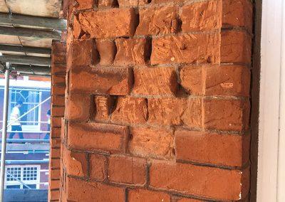 block 2 - brickwork